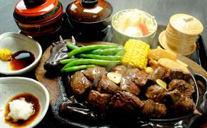 ヤングマンステーキ定食 … 2,650円 ~