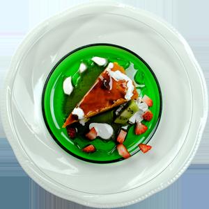 カボチャのプリンケーキ … 500円