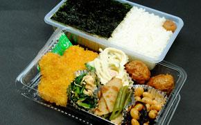 日替わり弁当(並) … 600円