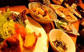 賀楽太の料理