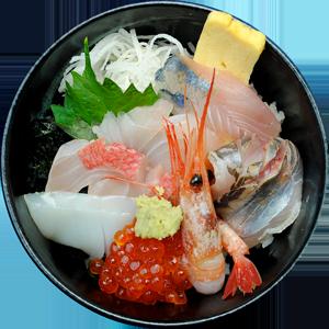 船乗り丼 … 1,480円