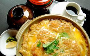 ランチかつ煮定食 … 1,200円