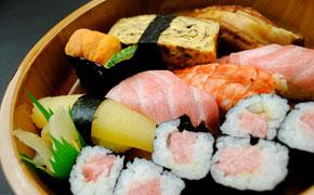 松江寿司のお寿司