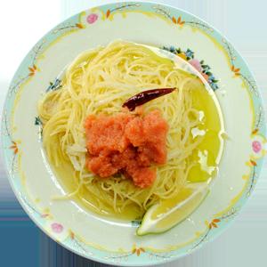 明太子スパゲティ … 1,200円