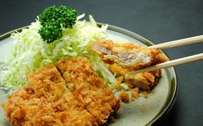 九州産豚ロースカツ定食 … 1,945円