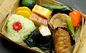 シャケ本龍馬弁当 … 600円