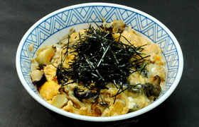 さざえ丼 … 1,050円