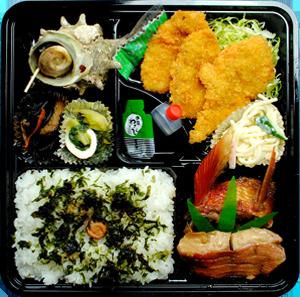 進藤惣菜店の下田弁...1,200円