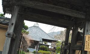 唐人お吉に縁のある稲田寺