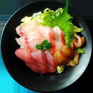 下田丼 … 1,300円