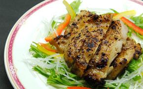 カレー味のバーべQチキン … 650円