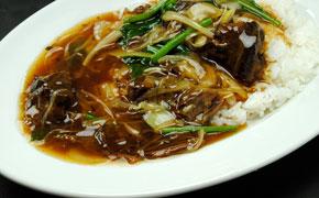 牛トロご飯 … 980円