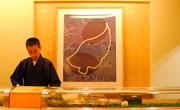 美松寿司の店内