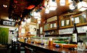 波布鮨(はぶすし)の店内