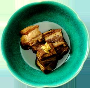 豚の角煮 … 700円
