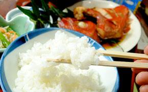 新潟県魚沼産コシヒカリを自家精米