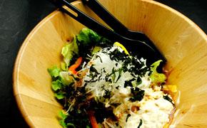 ホタテマヨネーズと大根のサラダ … 780円