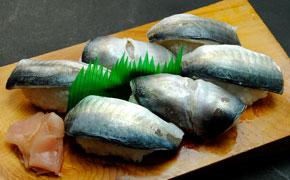 サンマの押し寿司も破格の500円!