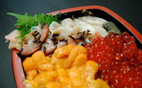 大漁丼 … 3,800円
