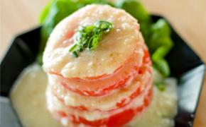 トマトサラダ … 550円