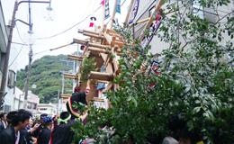 下田の夏祭り 太鼓祭りの思い出
