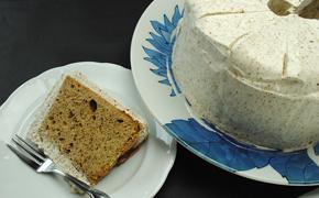 手作りの日替わりケーキ
