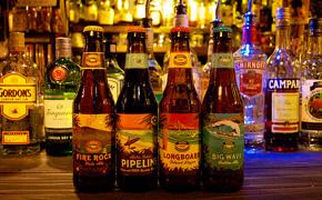 ハワイ コナ ビール 各900円