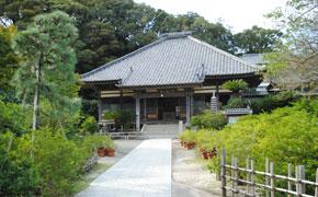ペリー来訪で知られる史跡「了仙寺」
