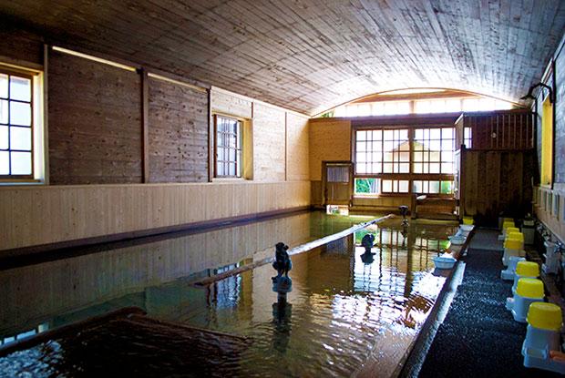 金谷旅館 – 千人風呂