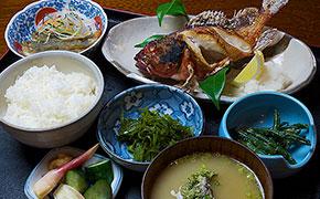 焼魚定食 2000円より