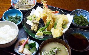 天ぷら定食 2,000円より