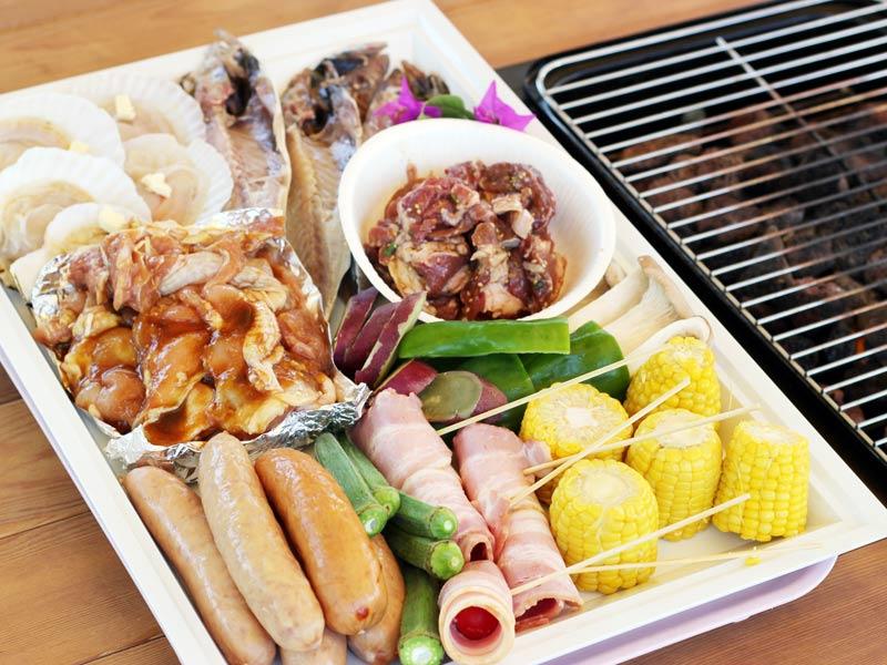 Izu Shirahama BBQ Garden