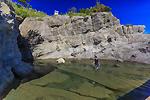恵比須島の午後