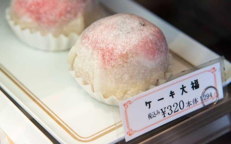 ケーキ大福
