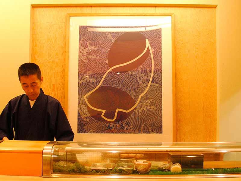 下田で三代続く老舗です